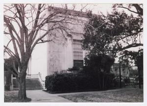 Primary view of object titled '[Gonzales Memorial Museum and Amphitheatre Photograph #5]'.
