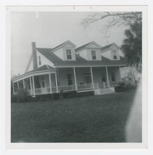 Primary view of object titled '[Ward-Coates Home Photograph #2]'.