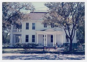 Primary view of object titled '[B. F. Williams House Photograph #4]'.
