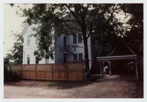 Primary view of object titled '[Ross-Carroll House Photograph #5]'.