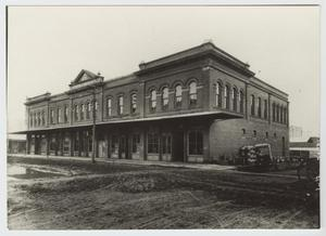 Primary view of object titled '[Schmid Bros. Building Photograph #1]'.