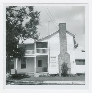 Primary view of object titled '[Yeamans-Stallard House Photograph #1]'.