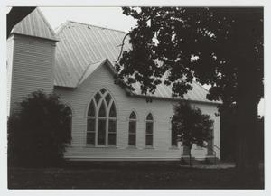 Primary view of object titled '[Methodist Church Photograph #4]'.