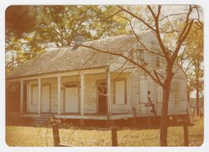 Primary view of object titled '[Gillard-Duncan House Photograph #3]'.