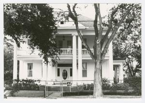 Primary view of object titled '[B. F. Williams House Photograph #7]'.