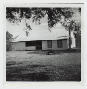 Primary view of object titled '[Charles Carl Winkler House Photograph #1]'.