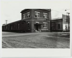 Primary view of object titled '[Southern Pacific Freight Depot Photograph #1]'.