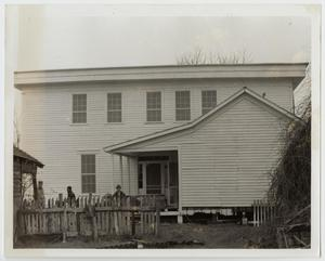 Primary view of object titled '[Giddings-Wilkin House Photograph #6]'.