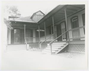 Primary view of object titled '[McNamara House Photograph #4]'.