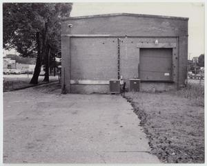 Primary view of object titled '[Southern Pacific Freight Depot Photograph #2]'.