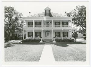 Primary view of object titled '[Phillips-Sale House Photograph #1]'.