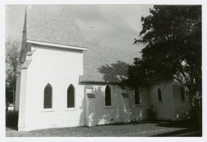 Primary view of object titled '[St. Matthew's Episcopal Church Photograph #3]'.