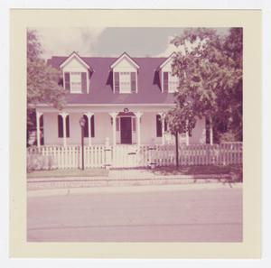Primary view of object titled '[Alexander Lowe House Photograph #2]'.