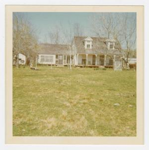 Primary view of object titled '[Culver Home Photograph #1]'.