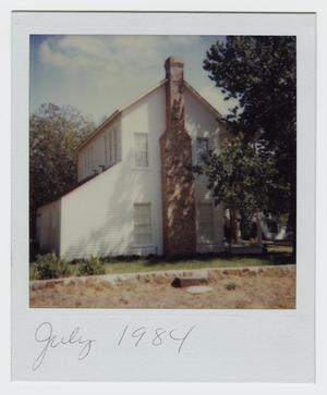 Primary view of object titled '[King-Lorenz House Photograph #2]'.