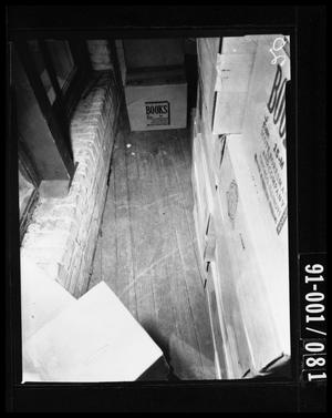 Primary view of object titled 'View from the Texas School Book Depository [Negative #2]'.