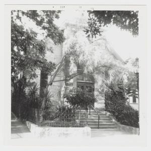 Primary view of object titled '[Little Church of La Villita Photograph #3]'.