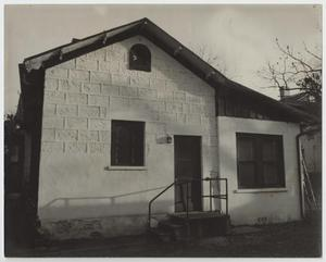 Primary view of object titled '[Sartor House Photograph #2]'.