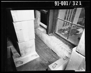 Primary view of object titled 'Texas School Book Depository [Negative]'.