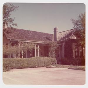 Primary view of object titled '[Dr. Claudius E. R. King House Photograph #6]'.