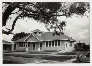 Primary view of object titled '[Boldtville Schoolhouse Photograph #1]'.