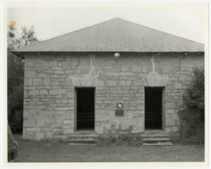 Primary view of object titled '[Crownover Chapel Photograph #1]'.