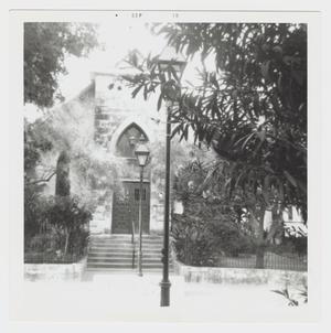 Primary view of object titled '[Little Church of La Villita Photograph #4]'.