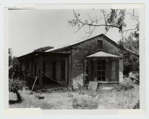 Primary view of object titled '[The Perrin Home Photograph #2]'.