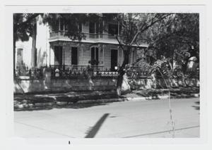 Primary view of object titled '[Carl Wilhelm August Groos House Photograph #5]'.