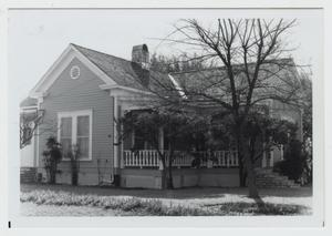 Primary view of object titled '[The Russell-McFarland Homestead Photograph #2]'.
