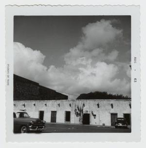 Primary view of object titled '[Spanish Governor's Palace Photograph #1]'.
