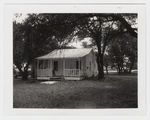 Primary view of object titled '[Spettel Riverside House Photograph #11]'.
