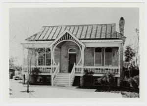 Primary view of object titled '[The Thiele Cottage Photograph #3]'.