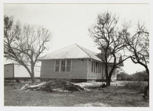 Primary view of object titled '[Boldtville Schoolhouse Photograph #6]'.