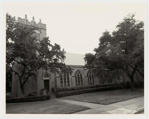 Primary view of object titled '[Christ Episcopal Church Photograph #3]'.