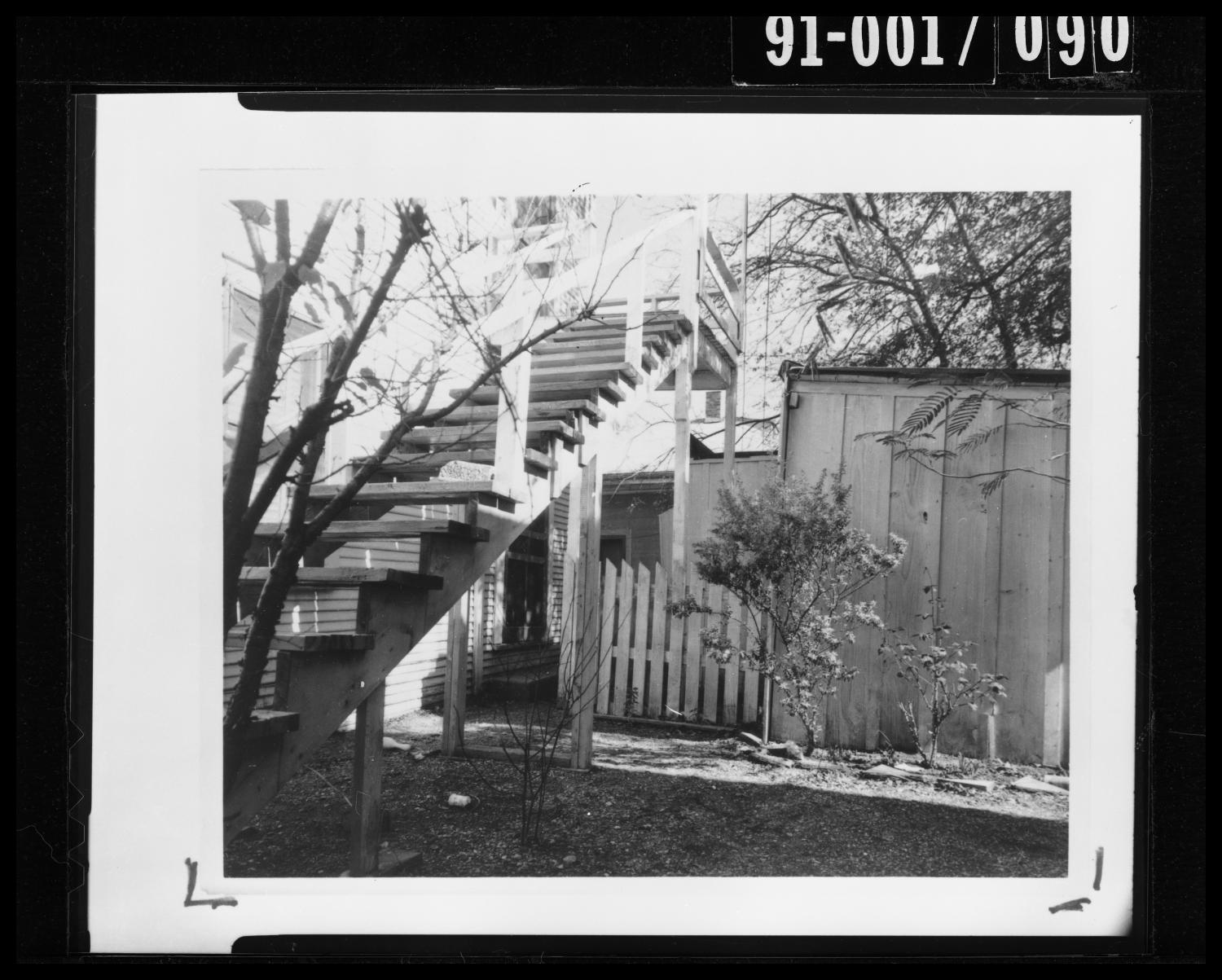 Back Yard of 214 Neeley Street #1                                                                                                      [Sequence #]: 1 of 1