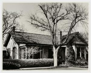 Primary view of object titled '[Dr. Claudius E. R. King House Photograph #11]'.