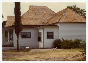Primary view of object titled '[Otto Ebeling House Photograph #4]'.