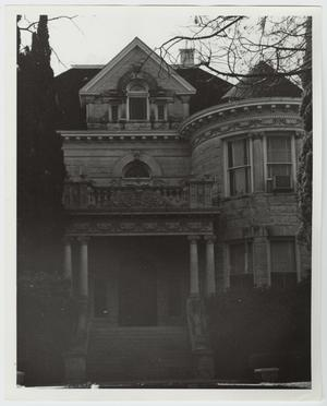 Primary view of object titled '[Otto Koehler House Photograph #3]'.