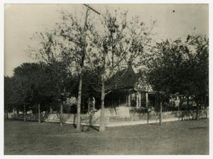 Primary view of object titled '[Otto Ebeling House Photograph #1]'.