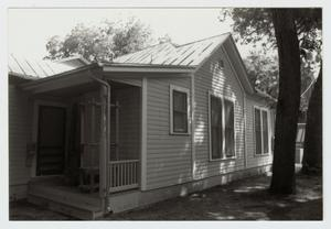 Primary view of object titled '[Schulze-Schilo House Photograph #2]'.
