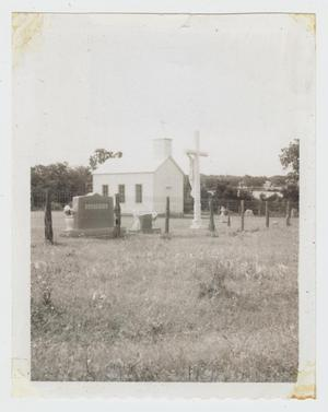 Primary view of object titled '[Saint Mary's Help of Christians Catholic Church Photograph #2]'.