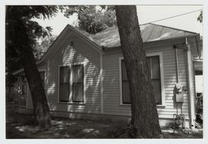 Primary view of object titled '[Schulze-Schilo House Photograph #3]'.