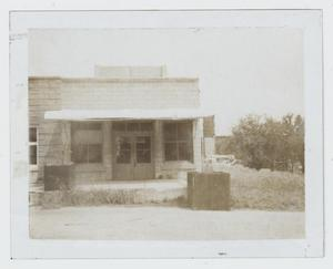 Primary view of object titled '[1910 Post Office Building Photograph #7]'.