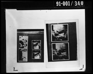 Primary view of object titled 'Oswald Property: Photographs'.