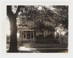 Primary view of object titled '[Old S. J. Brooks Home Photograph #4]'.