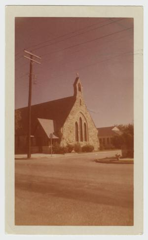 Primary view of object titled '[St. Paul's Episcopal Church Photograph #1]'.
