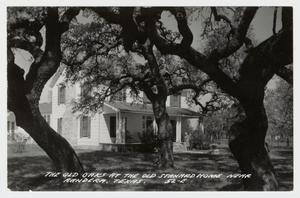 Primary view of object titled '[Old Stanard Home Photograph #1]'.