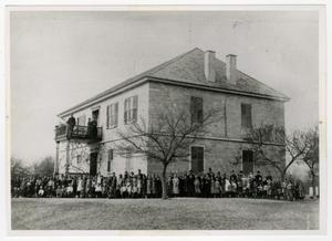 Primary view of object titled '[Fredericksburg College Building Photograph #2]'.