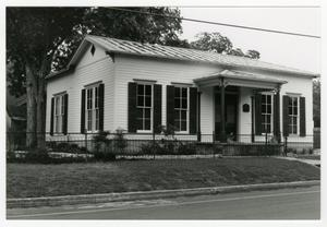 Primary view of object titled '[August and Karoline Tolle House Photograph #3]'.